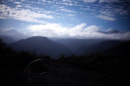 En route vers Tortuguero