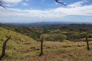 En direction de Monteverde, des paysage époustuflant