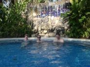 Pause piscine, il fait si chaud