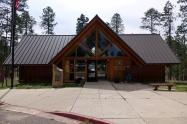 Centre d'information à ne pas manquer en allant vers le Grand Canyon