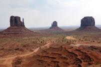 Des paysages de Far West