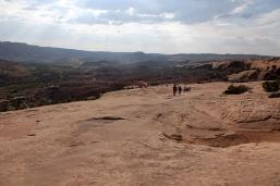 La randonnée jugée difficile, 135 m d'élévation