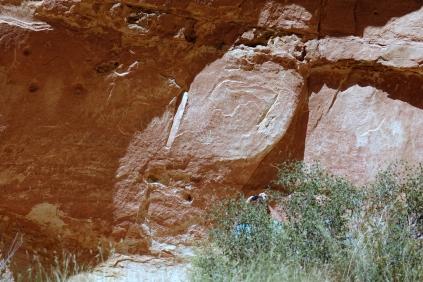 D'autres petroglyphes