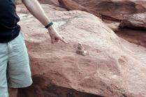 Un Cairn minuscule