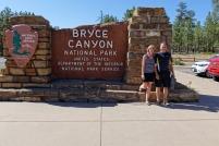 Un arrêt devans l'affiche de Bryce Canyon s'impose