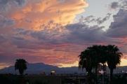 Encore un magnifique coucher de soleil