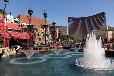 Le casino Treasure Island
