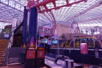 Un visite au Circus Circus, un centre d'amusement intérieur