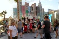 Des fans de Disney