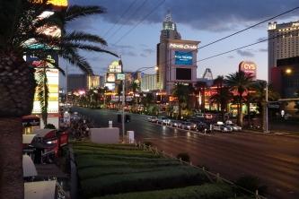 Vegas, la nuit
