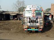 Les camion sont très décorés