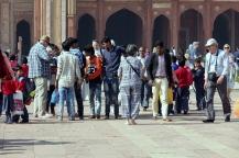 Le choc entre vendeurs et touristes