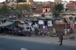 L'arrivée à Jaipur n'est pas invitante