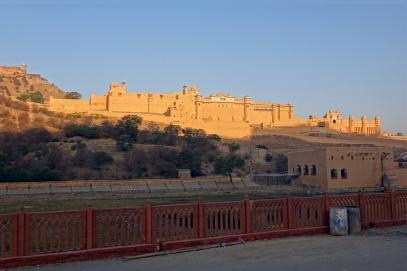 Le fort Ambre de Jaipur