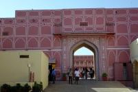 Une des portes de la ville rose