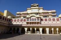 Une cour intérieure du City Palace