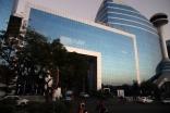 Des édifices modernes