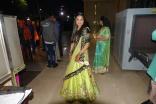 L'une des invités du mariage à l'hôtel... magnifique