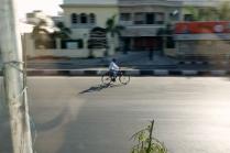 Beau temps pour le vélo