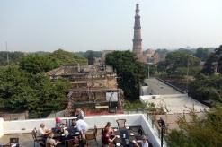 Le Minaret vu du restaurant