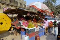 Des fruits bien ordonnés