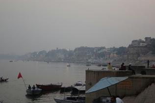 Vue du Gange