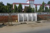 Urinoir publique