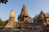 Le site possède plusieurs temple