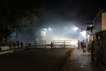 La fumigation de la ville, pas très bon pour la santé