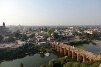 Une vue imprenable sur la ville