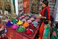 L'Inde c'est aussi les couleurs