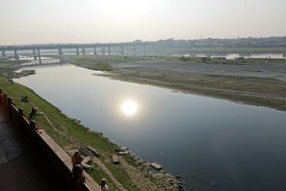 Cette rivière se jette dans la Gange