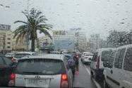 Arrivée à Casablanca