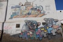 Murales intrigantes
