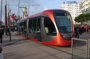 Casablanca a aussi son Tramway