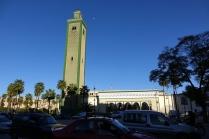Retour à Fès et une marche jusqu'à la Mosquée