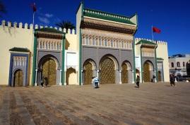 Le palais du roi