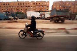 On voit aussi quelques motos mais pas autant que j'aurais cru