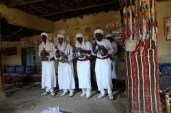 Un spectacle de musique africaine