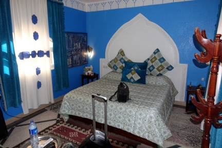 Notre chambre au petit Riad