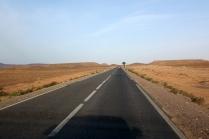 De la route à l'infini