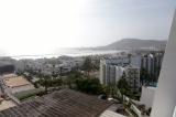 Agadir vu de notre hôtel
