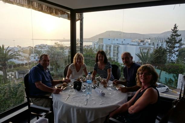 Le dernier souper au Maroc