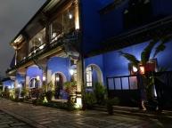 The Blue Mansion, notre hotel musée