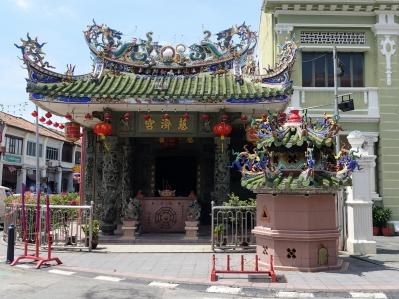 Tiens un temple chinois