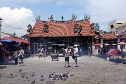 Un autre temple chinois