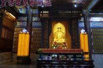 Un des grands temples de la Malaisie