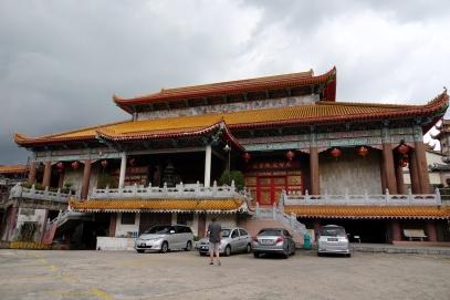 Un arrêt au temple: Kek Lok Si Temple