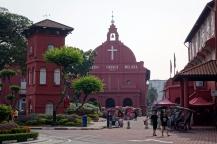 Le quartier historique de Melaka