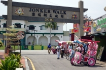 On retourne sur Jonker Walk